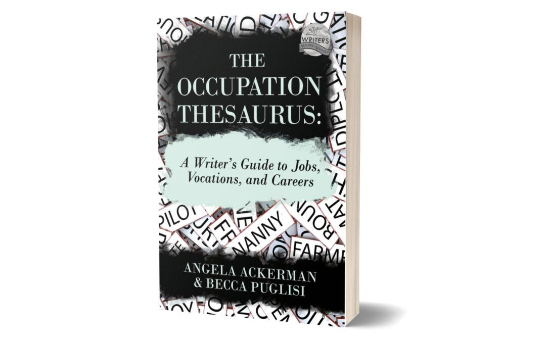 My contribution to the Occupational Thesaurus!